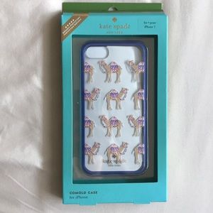 Kate Spade iPhone 7 case - NEW